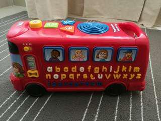 Vtech Bus Playtime Phonics