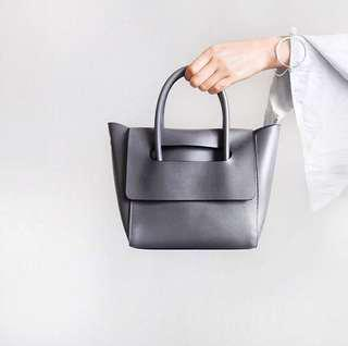 Mini Grey Handbag