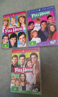 Full house dvd boxsets