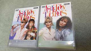 Absolutely fabulous series 1 & 2