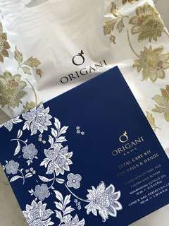 ORIGANI Nail and care kit