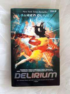 """Delirium"" Novel by Lauren Olivier"