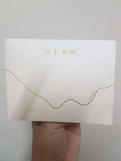 Hera Cell Essence Trial