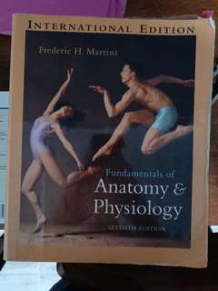 Fundamentals of Anatomy and Physiology Seventh Edition