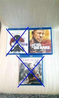 Live Free Or Die Hard Blu-ray Disc