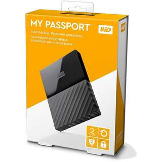 External Hard Disk 2TB (Movie)