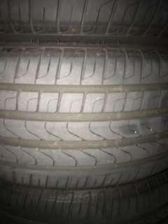 225/40R18 Pirelli Cint P7
