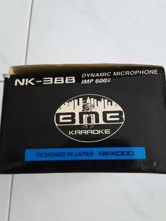 BMB DYNAMIC MICROPHONE NK-388