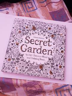 Secret Garden (Coloring Book)