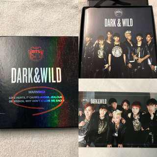 [WTS] BTS Dark & Wild Album