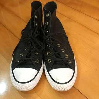 Good as New Converse All Star Leather 近乎全新皮波鞋