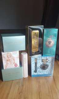 Perfumes EDT