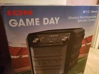 Game Day powerful speaker  portable