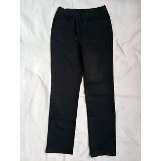 Gartered wrinkle Free Slacks
