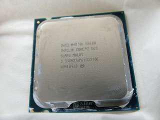 Processor Intel core2duo 3.3 E 8600