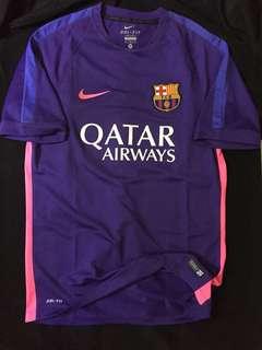 Training Barcelona 2015