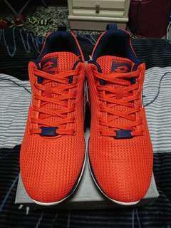 🚚 LOTTO樂得運動鞋珊瑚紅色零碼出清