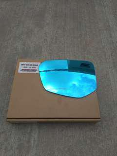 Seeker super wide blue mirror