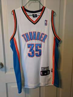 Basketball jersey - Thunder