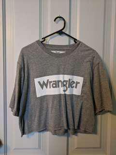Wrangler cropped top