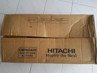 Hitachi Table Top Stand
