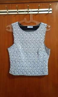 Semi Crop tank top import