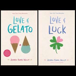 Love and Gellato / Love and Luck - Jenna Evans Welch