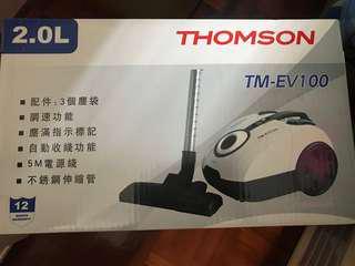 Thomson TM-EV100吸塵機 (全新未開封-來自百老匯)