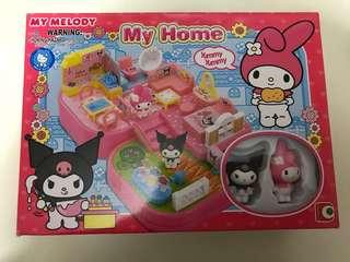 Kuromi MyMelody 盒裝玩具