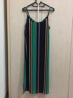 Pull & Bear stripe dress