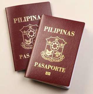Passport Application / Visa Assistance