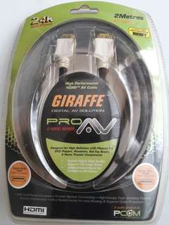 GIRAFFE HDMI Cable