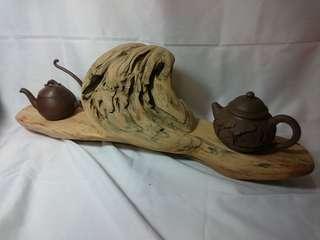 檜木座  原木雕塑 檜木擺飾 檜木藝品