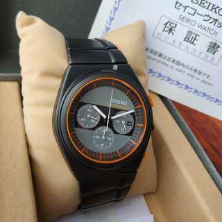 Seiko SCED053 Giugiaro Riders Chronograph 43mm