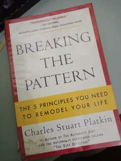 Breaking The Pattern - The 5 Principles You Need to Remodel Your Life