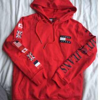 TOMMY HILFIGER LIMITED EDITION HOODIE