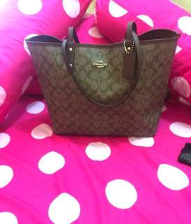 SALE coach authentic(No Nego) counter 3jt (used 4x yaa just like new)