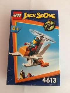 02年jack Stone,已開,齊件,但無書