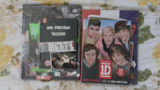 One Direction Books & Yearbook