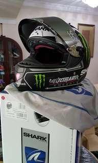 Full Face Helmet Shark Race-R Pro Lorenzo Monster