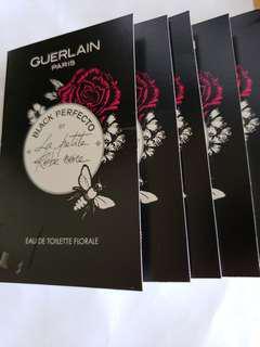 Guerlain 香水試用裝