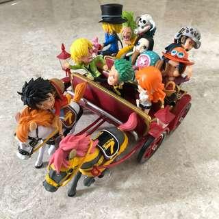 One Piece WCF 20th anniversary ichiban kuji