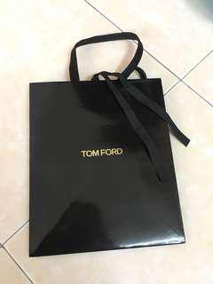 Tom Ford Paper Bag