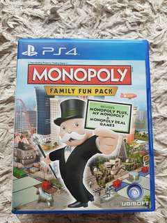 PS4 - Monopoly