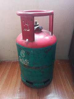 Kitchen gas tank - tong gas