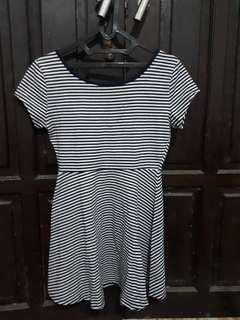 Dress Cotton On Stripes