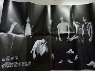 BTS tear album official poster