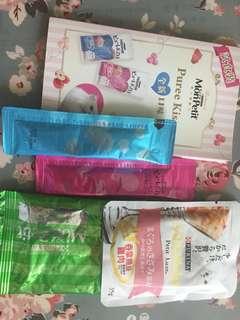 SALES🔥全圖Mon Petit 貓小食 乾糧 伴食 零食 伴糧首選 $26全圖 有效期:2019.10/2020.5