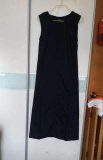 黑色 長裙