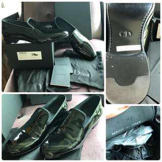 🚚 原價約33000 全新真品Dior Homme 雅痞西裝皮鞋